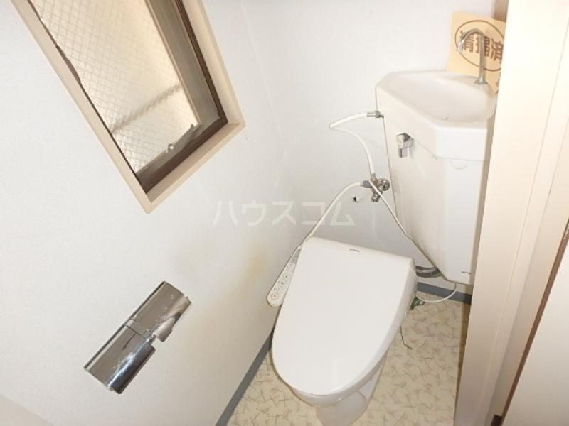 サンライズ本郷 106号室のトイレ