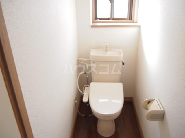 メディオ・アイ 405号室のトイレ