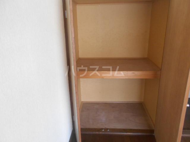 ハイツサンフラワー富岡 107号室の収納