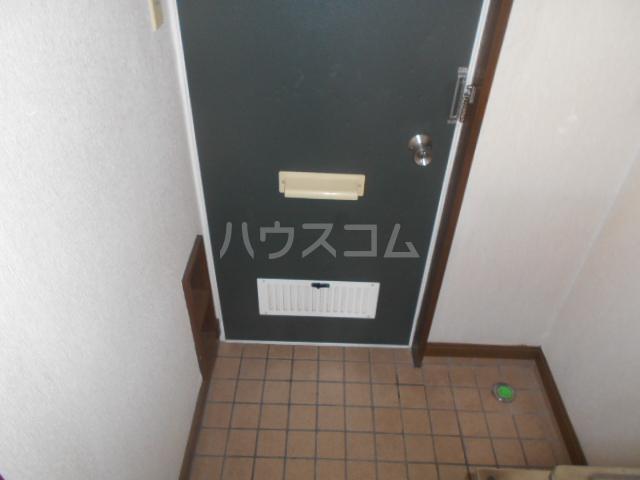 ハイツサンフラワー富岡 107号室のセキュリティ