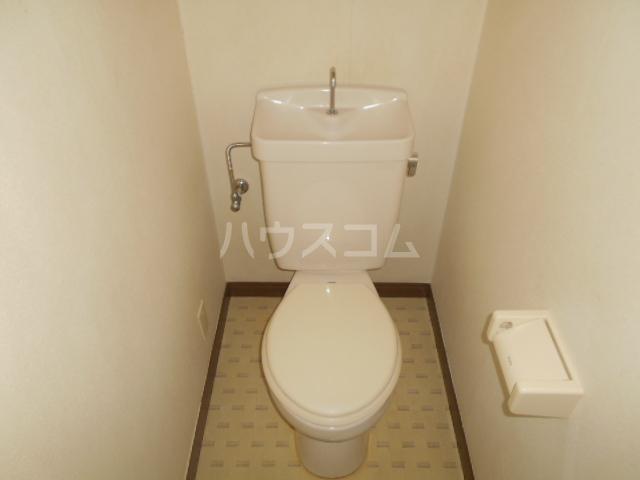 ハイツサンフラワー富岡 107号室のトイレ