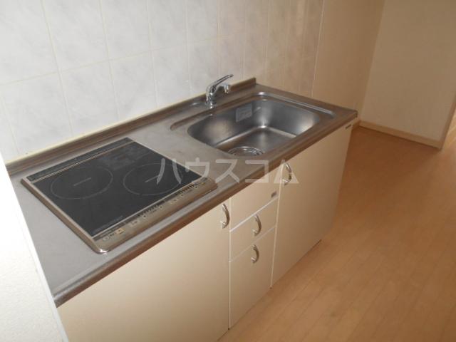 ネオビクトリー 102号室のキッチン