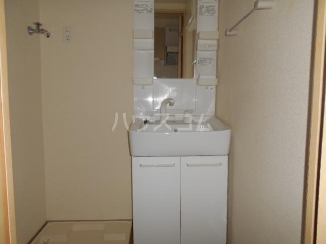 ネオビクトリー 102号室の洗面所
