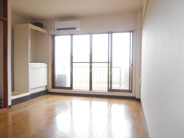 早川グリーンハイツ 301号室のリビング