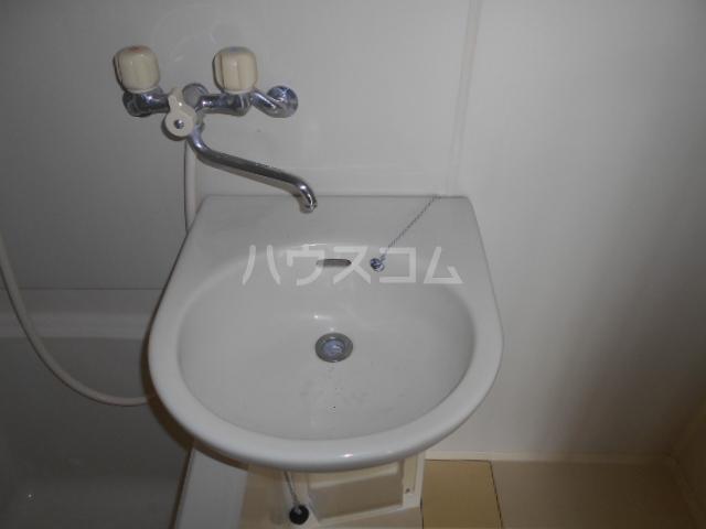 早川グリーンハイツ 301号室の洗面所