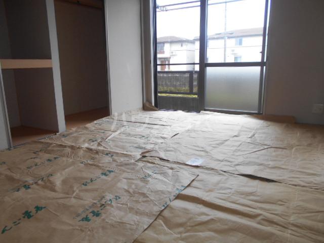 パークアベニューA 102号室の居室