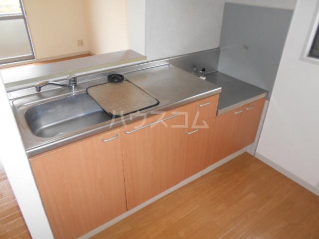 パークアベニューA 102号室のキッチン
