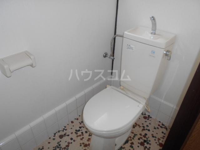 大原一区一戸建・3号棟のトイレ