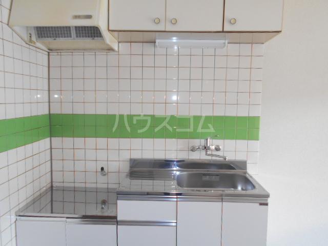 ハイツ篠崎Ⅰ 203号室のキッチン