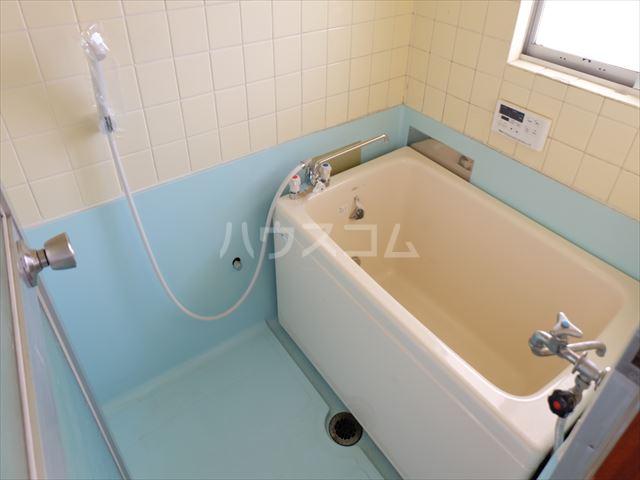 富士ハイツ 105号室の風呂