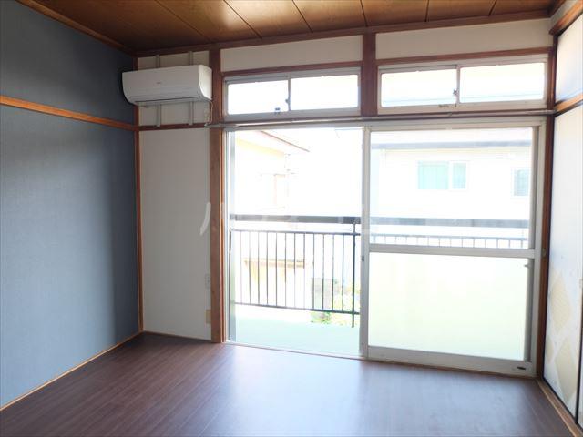 富士ハイツ 202号室のリビング