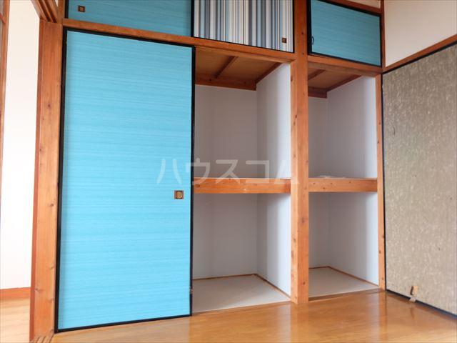 富士ハイツ 202号室の収納