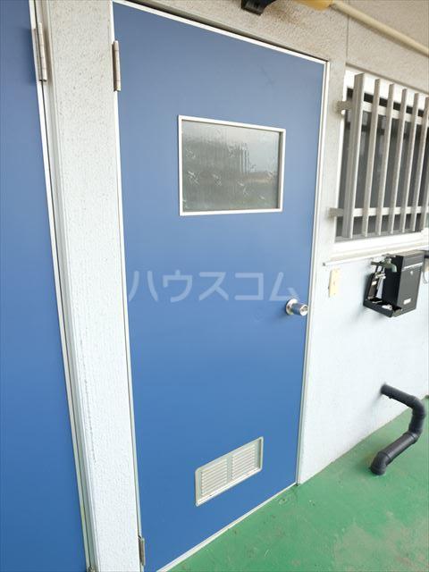 富士ハイツ 202号室のセキュリティ