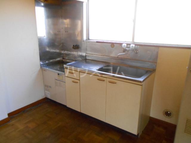 第3鈴木ビル 302号室のキッチン