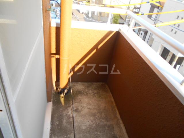 第3鈴木ビル 302号室のバルコニー