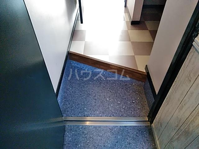 ラ・フルール神栖 107号室の玄関