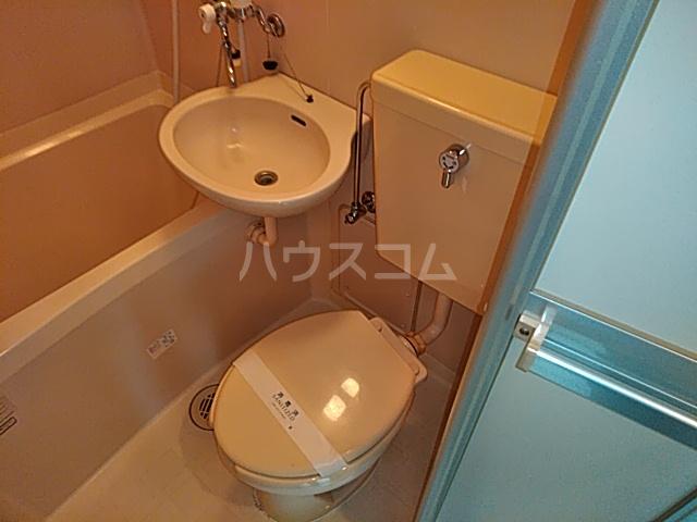 アンフィニィ・西町 317号室のトイレ