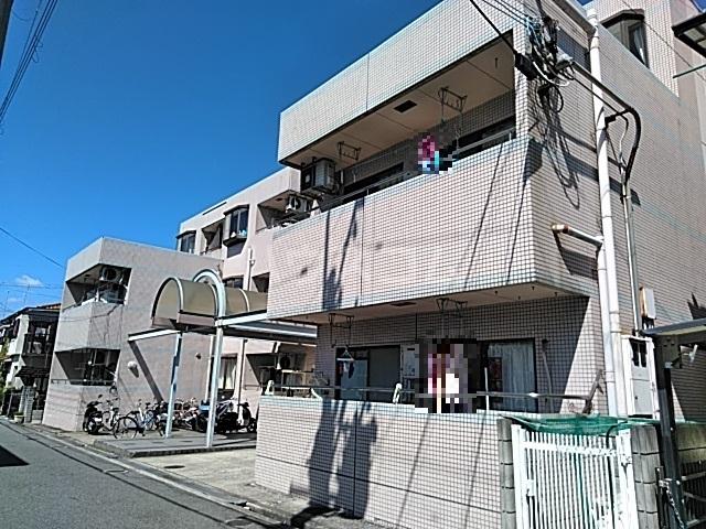 プレアール星丘外観写真