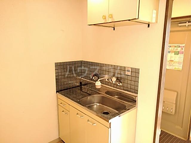 五月フレックスマンション 205号室のキッチン