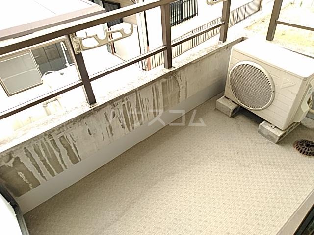 五月フレックスマンション 205号室のバルコニー