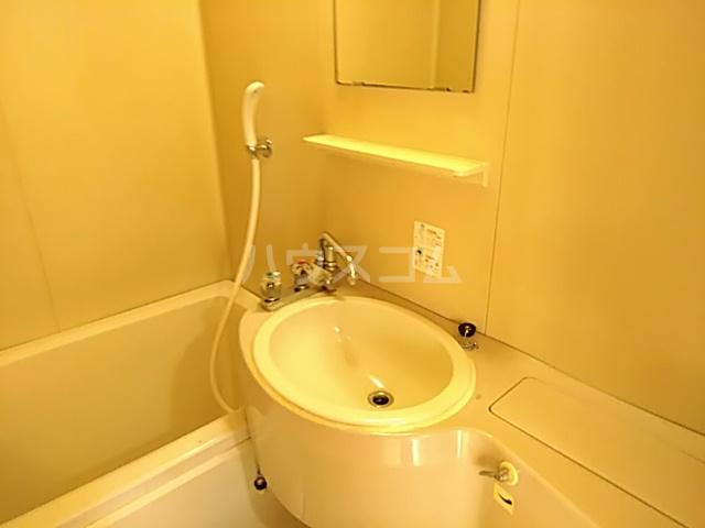 五月フレックスマンション 205号室の洗面所