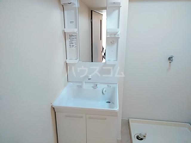 ファミール若園 303号室の洗面所