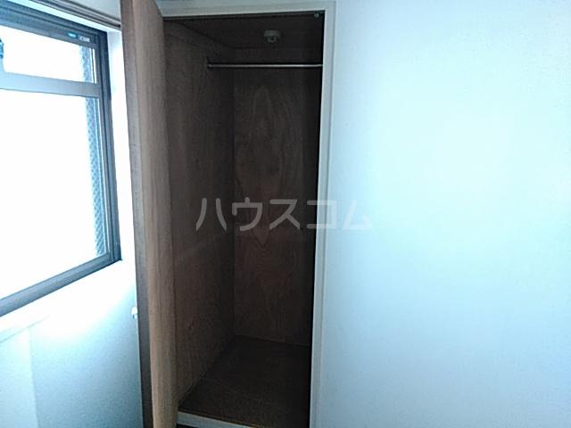 グローバルサイト茨木 206号室の収納
