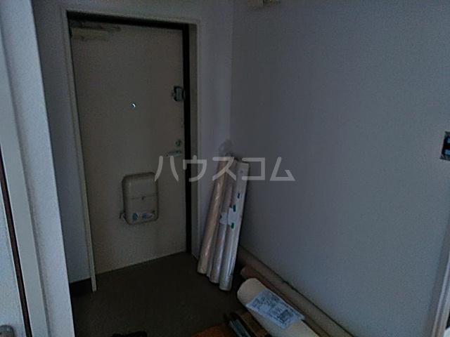 グローバルサイト茨木 206号室の玄関