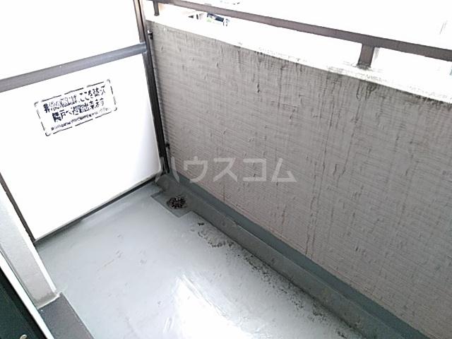 ハイツライラック 501号室のバルコニー