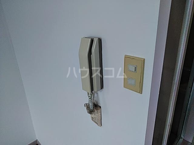 グリーンハイム箕面 2B号室のセキュリティ