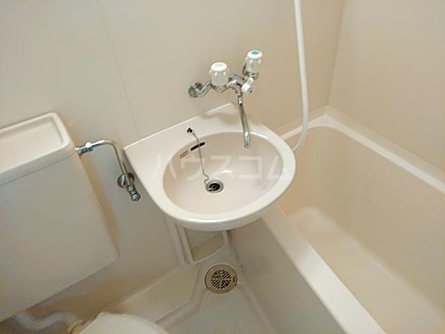 リバティハイツ 303号室の洗面所