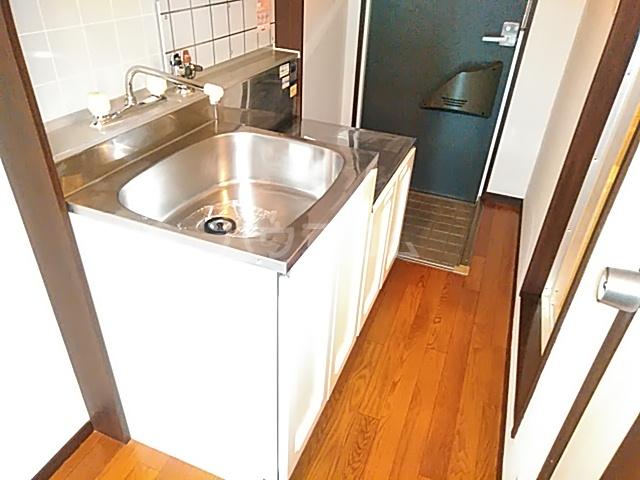 ヴィラージュみのお A307号室のキッチン