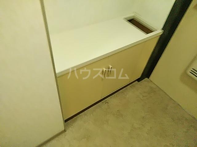 プレステージK  210号室の収納