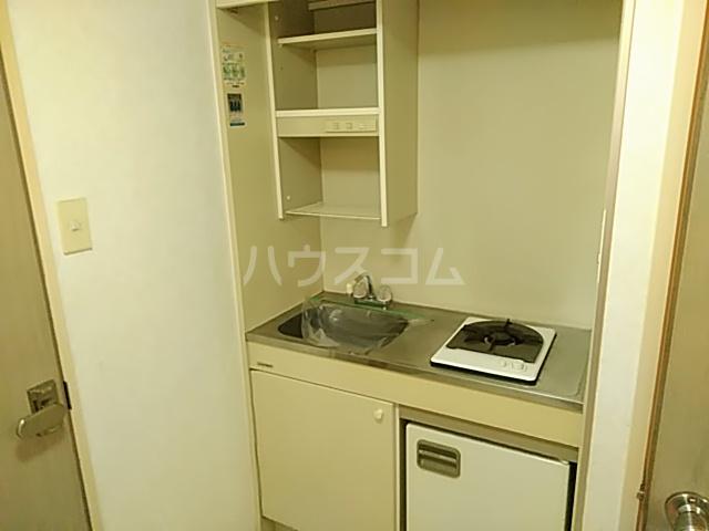 プレステージK  210号室のキッチン