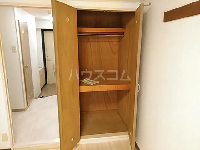 プレステージK  212号室の収納