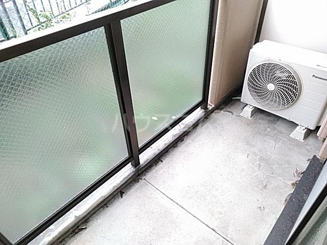 プレステージK  212号室のバルコニー
