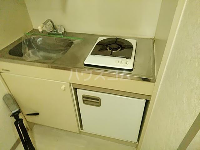 プレステージK  212号室のキッチン