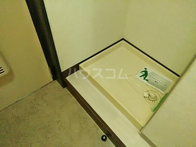 プレステージK  303号室の洗面所