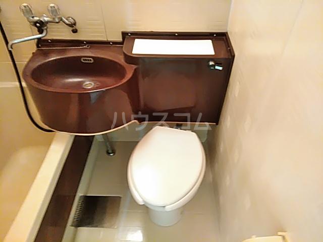 五月ハイツ 212号室のトイレ