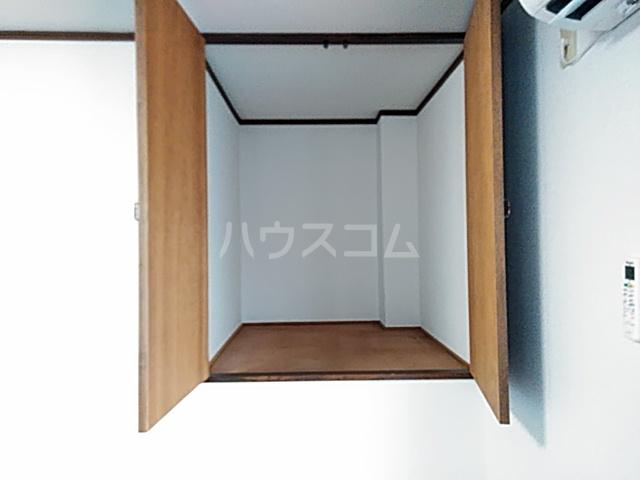 ハイツ松永 201号室の収納