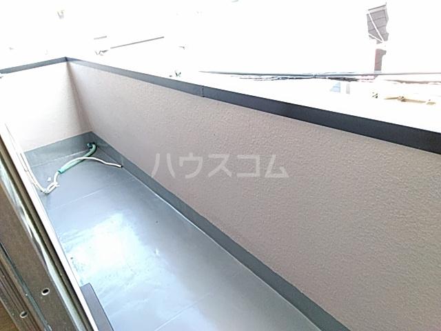 ハイツ松永 201号室のバルコニー