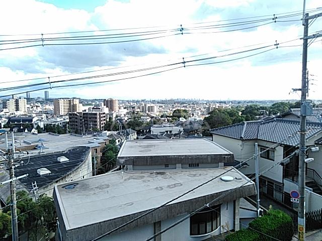 小野マンション 206号室の景色