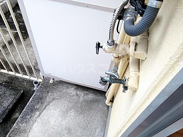 サンシャトー粟生間谷 205号室の設備