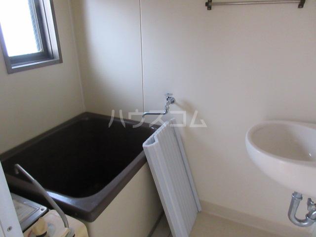 関山アパート 101号室の風呂