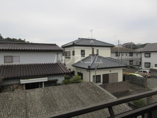 関山アパート 101号室の景色
