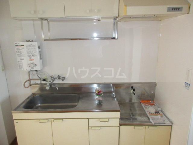勝田ハイツ 202号室のキッチン