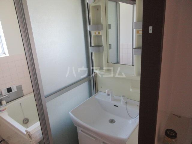 勝田ハイツ 202号室の洗面所