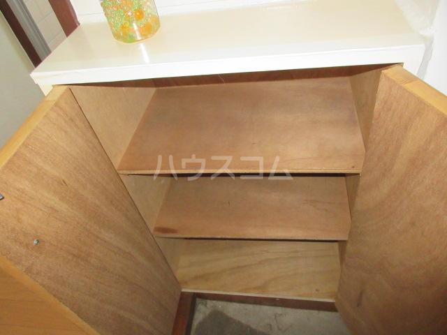 勝田ハイツ 202号室の収納