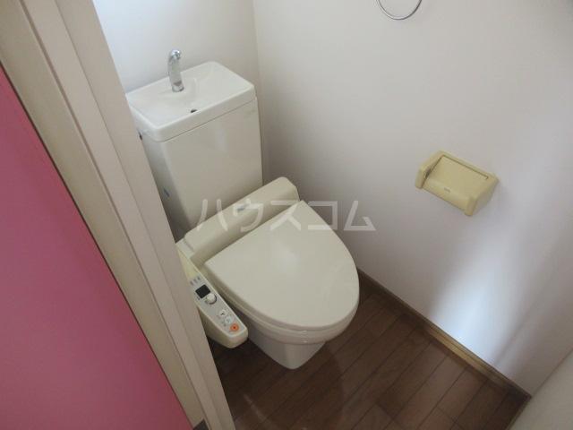 カーサU Ⅱ 103号室のトイレ