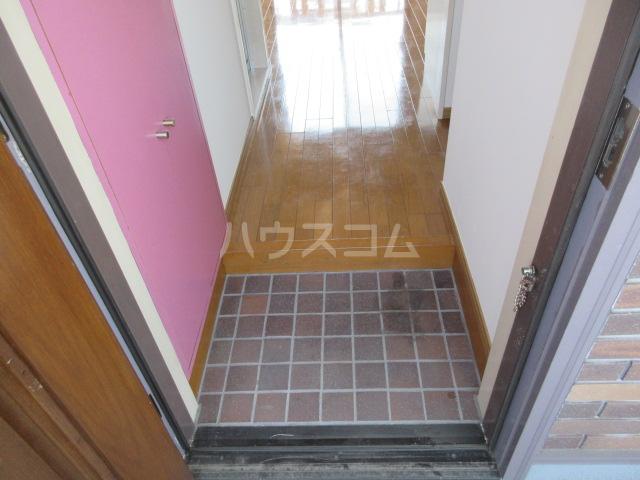 カーサU Ⅱ 103号室の玄関